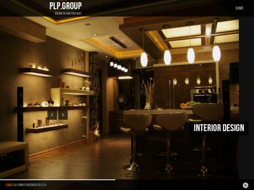 گروه معماری PLP