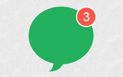 تغییر اعلانات پیش فرض برای کاربران بادی پرس